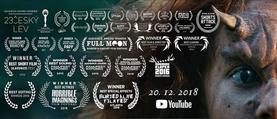 LESHY IS A 1ST CZECH SHORT FILM ON HBO EUROPE