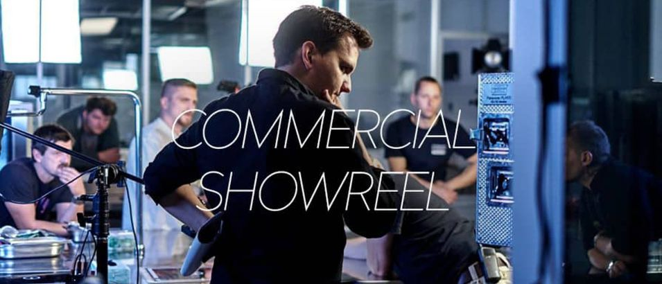 PAVEL SOUKUP: COMMERCIAL SHOWREEL 2020