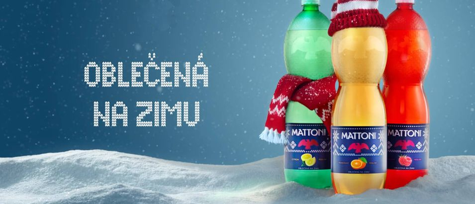 MATTONI (TVC): Winter Limited Edition